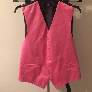 Other - Pink and black vest